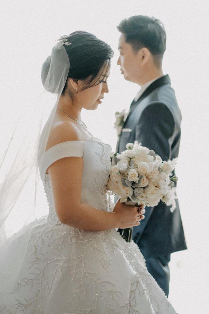 The Wedding Of Yikai & Ester by delazta wedding coordinator - 025