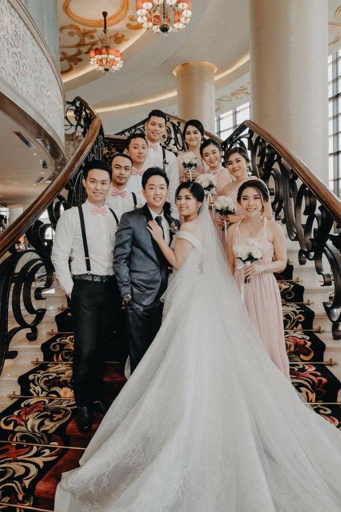 The Wedding Of Yikai & Ester by delazta wedding coordinator - 030