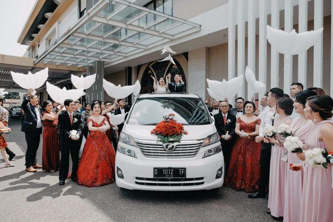 The Wedding Of Yikai & Ester by delazta wedding coordinator - 013