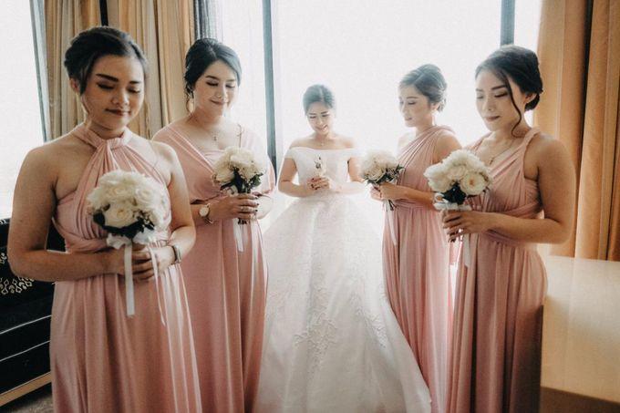 The Wedding Of Yikai & Ester by delazta wedding coordinator - 035