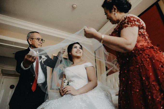 The Wedding Of Yikai & Ester by delazta wedding coordinator - 023