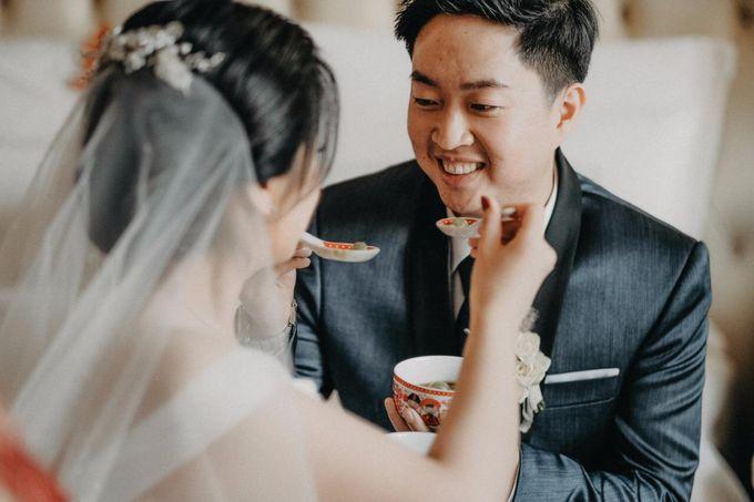 The Wedding Of Yikai & Ester by delazta wedding coordinator - 011