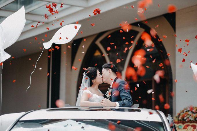 The Wedding Of Yikai & Ester by delazta wedding coordinator - 027