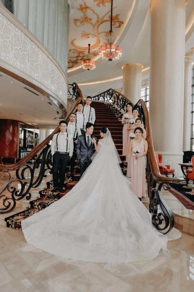 The Wedding Of Yikai & Ester by delazta wedding coordinator - 008