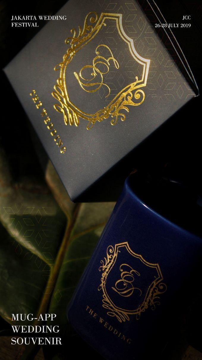 Wedding E&D by Mug-App Wedding Souvenir - 001