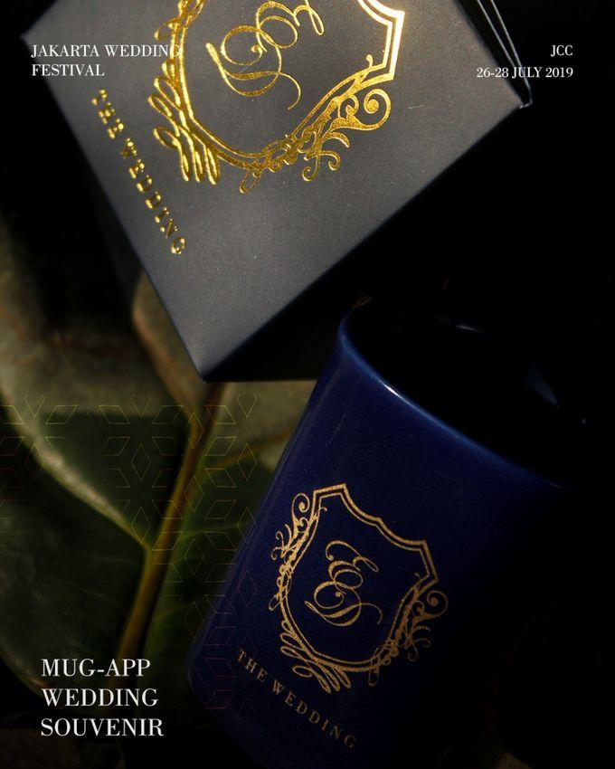 Wedding E&D by Mug-App Wedding Souvenir - 003