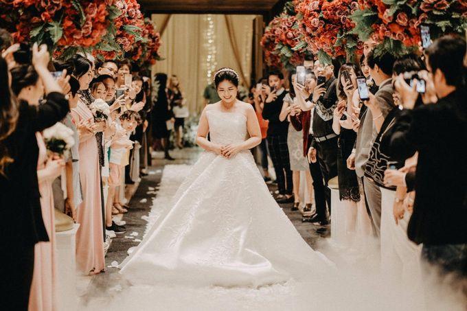 The Wedding Of Yikai & Ester by delazta wedding coordinator - 041