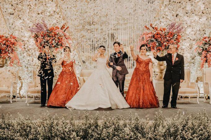 The Wedding Of Yikai & Ester by delazta wedding coordinator - 040
