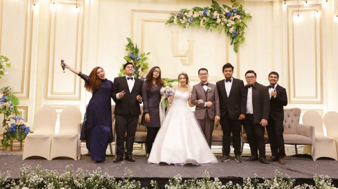 Jessica & Leo Wedding by Barva Entertainment - 003