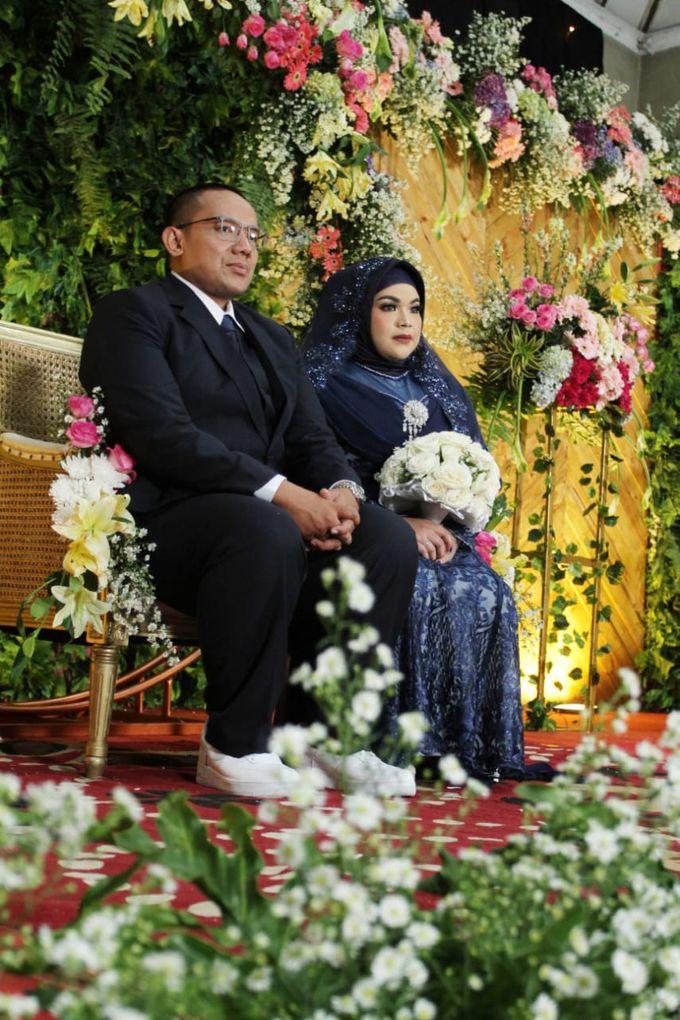 Resepsi Pernikahan Tema Rustic By Dirasari Catering