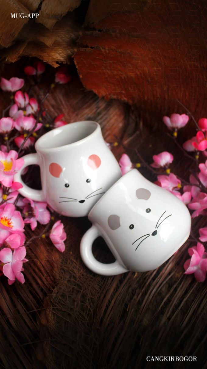 Wedding Albert&Vionna by Mug-App Wedding Souvenir - 001