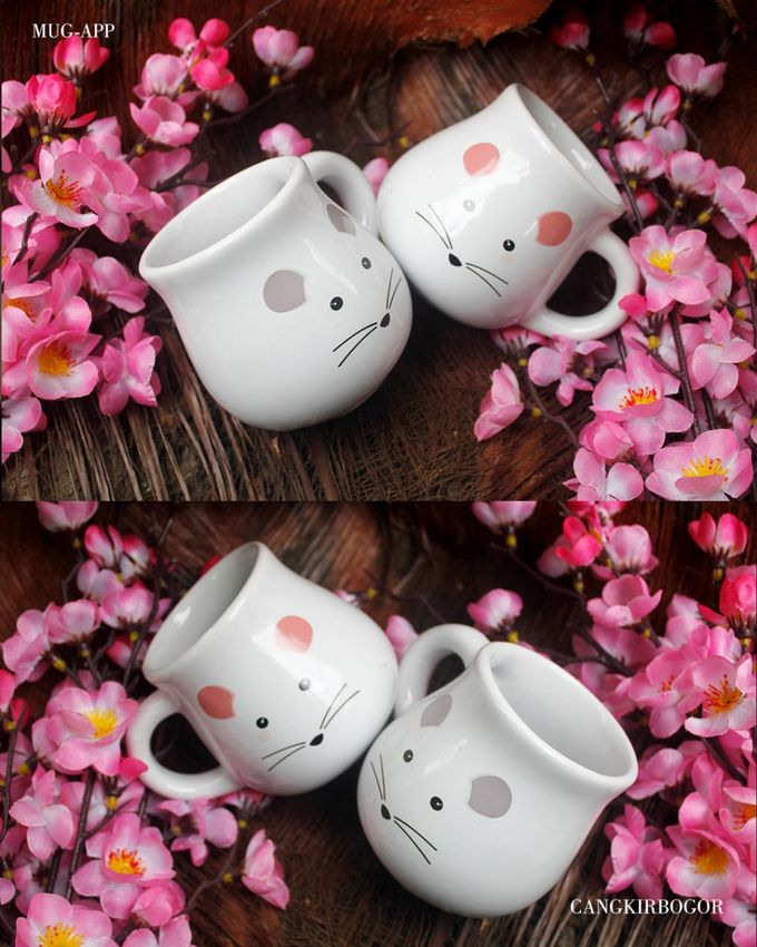 Wedding Albert&Vionna by Mug-App Wedding Souvenir - 005