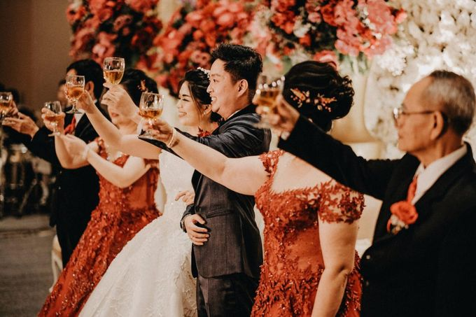 The Wedding Of Yikai & Ester by delazta wedding coordinator - 032