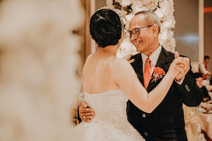 The Wedding Of Yikai & Ester by delazta wedding coordinator - 019