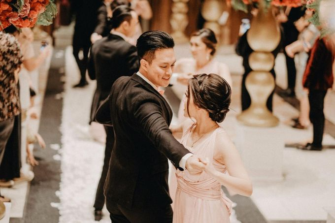 The Wedding Of Yikai & Ester by delazta wedding coordinator - 031