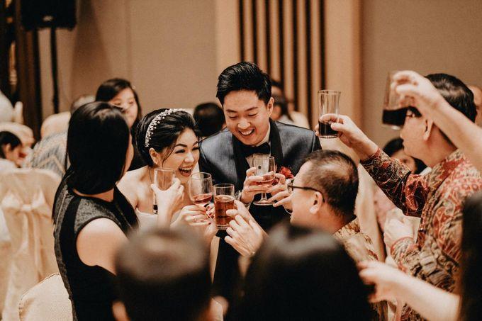 The Wedding Of Yikai & Ester by delazta wedding coordinator - 029