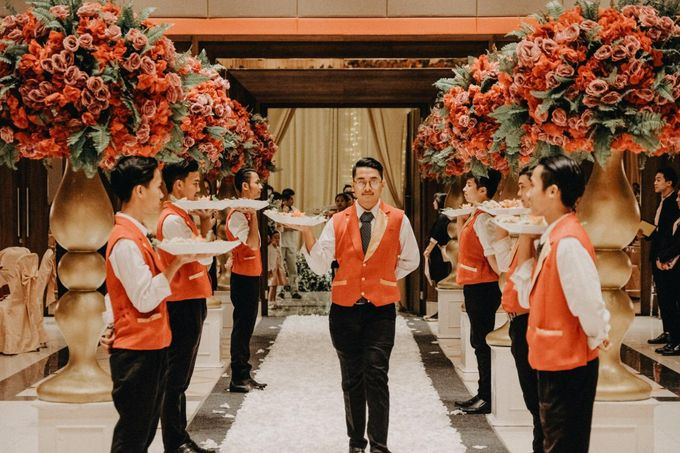 The Wedding Of Yikai & Ester by delazta wedding coordinator - 037