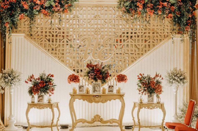The Wedding Of Yikai & Ester by delazta wedding coordinator - 045