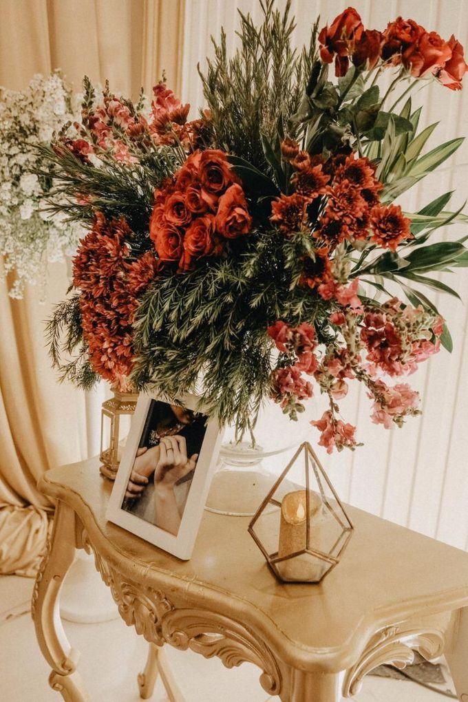The Wedding Of Yikai & Ester by delazta wedding coordinator - 046