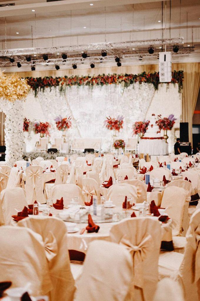 The Wedding Of Yikai & Ester by delazta wedding coordinator - 036