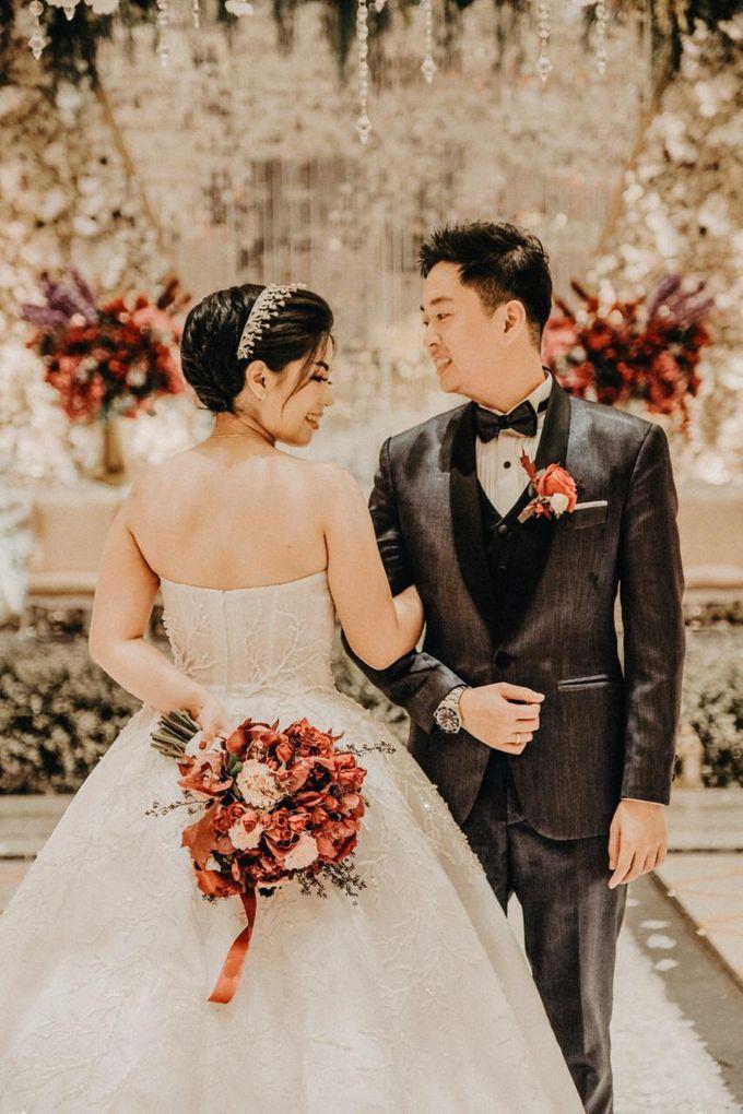 The Wedding Of Yikai & Ester by delazta wedding coordinator - 042
