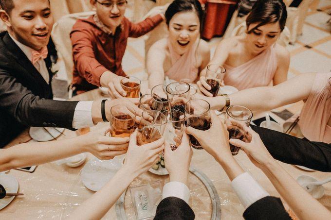 The Wedding Of Yikai & Ester by delazta wedding coordinator - 026