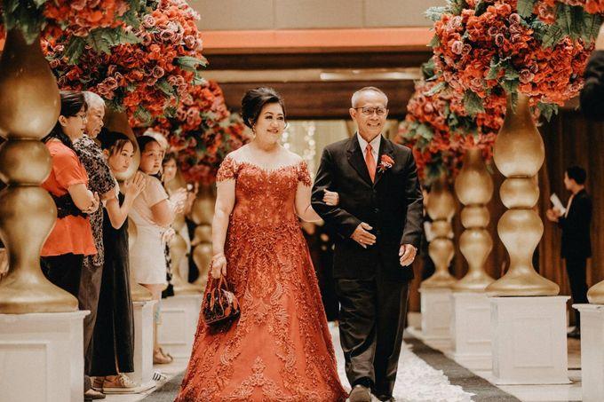 The Wedding Of Yikai & Ester by delazta wedding coordinator - 039