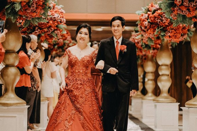 The Wedding Of Yikai & Ester by delazta wedding coordinator - 010