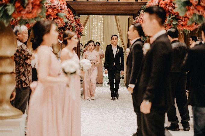 The Wedding Of Yikai & Ester by delazta wedding coordinator - 022