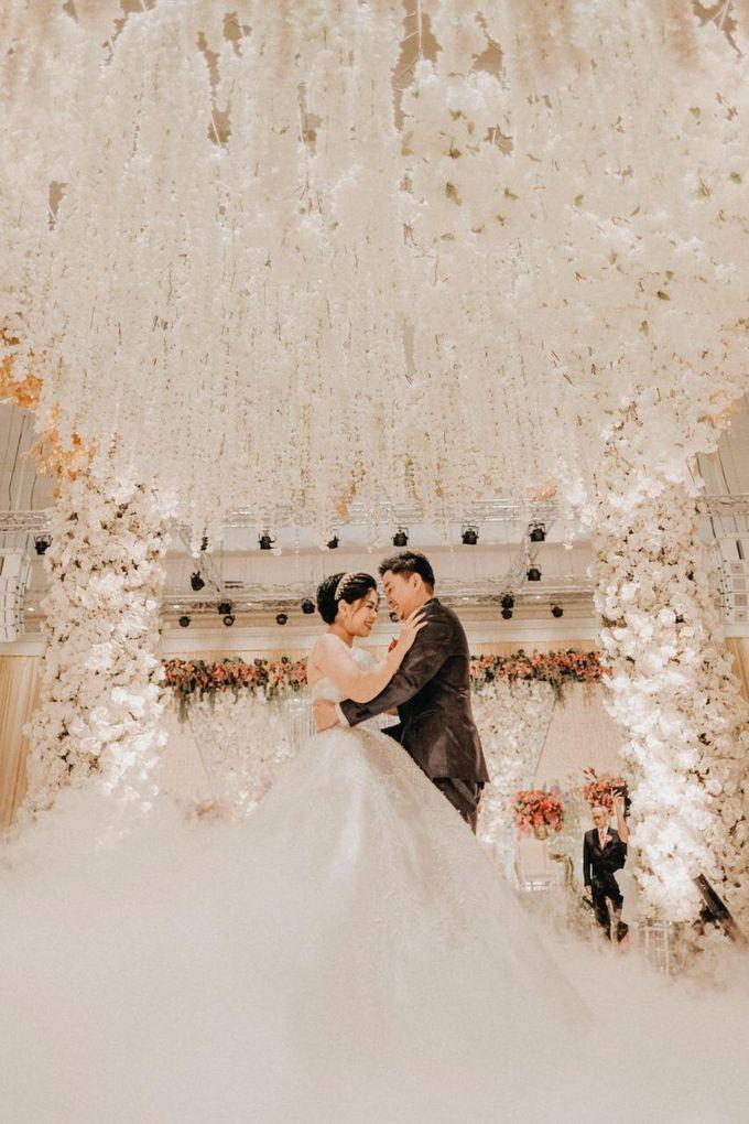 The Wedding Of Yikai & Ester by delazta wedding coordinator - 014