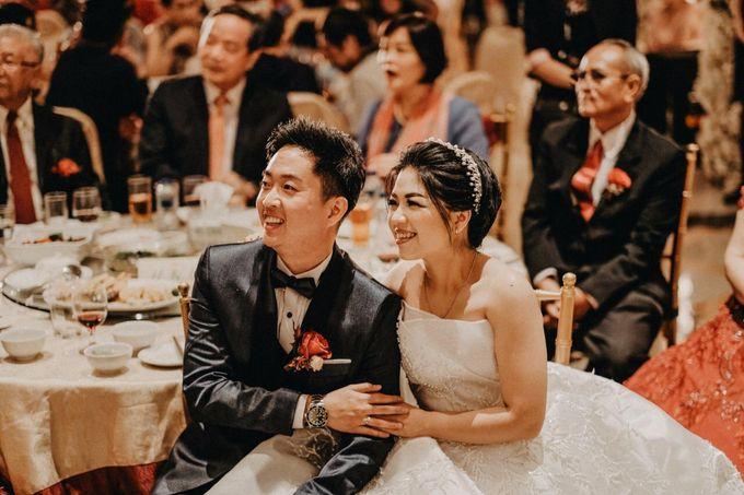 The Wedding Of Yikai & Ester by delazta wedding coordinator - 012