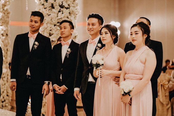 The Wedding Of Yikai & Ester by delazta wedding coordinator - 038