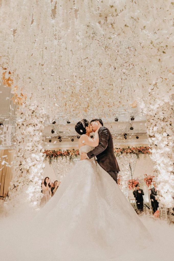The Wedding Of Yikai & Ester by delazta wedding coordinator - 005