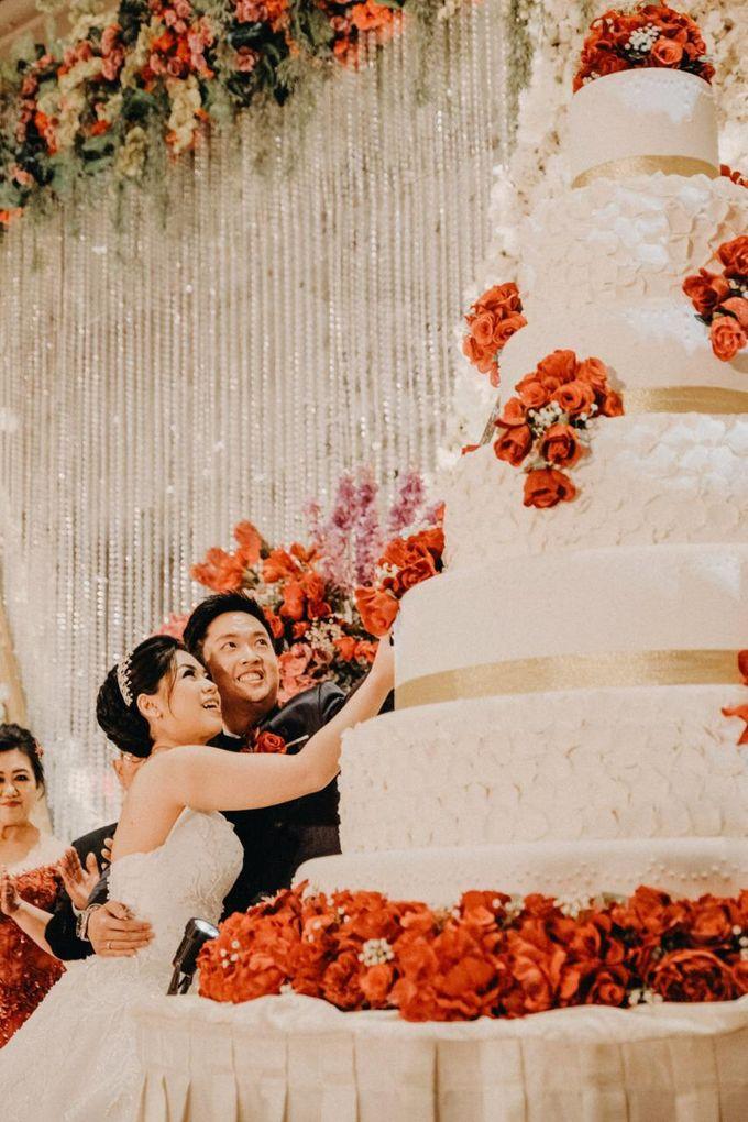 The Wedding Of Yikai & Ester by delazta wedding coordinator - 021