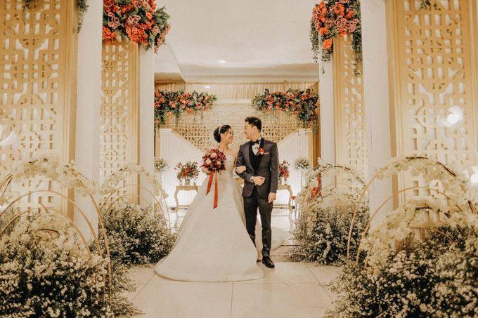 The Wedding Of Yikai & Ester by delazta wedding coordinator - 043