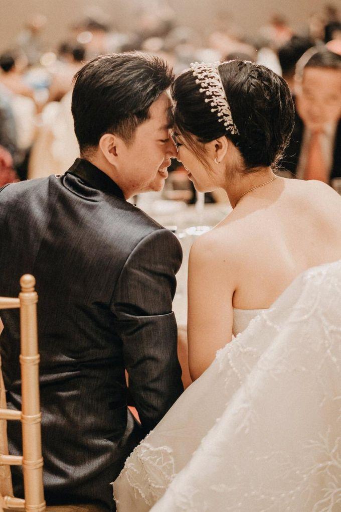 The Wedding Of Yikai & Ester by delazta wedding coordinator - 016