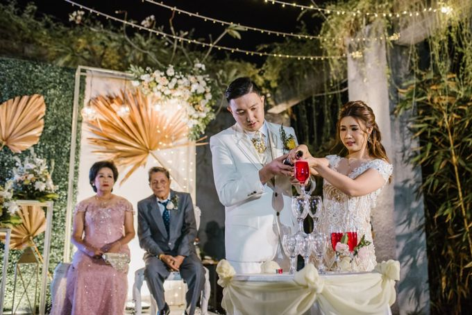 The Wedding of Han & Laura by Miracle Wedding Bali - 050