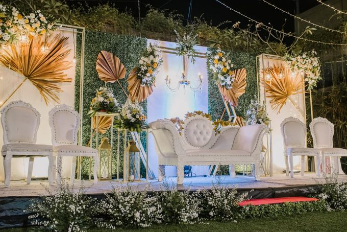 The Wedding of Han & Laura by Miracle Wedding Bali - 044