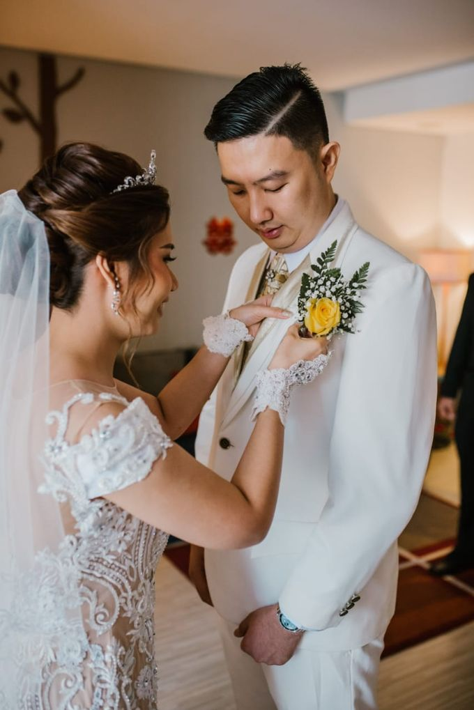 The Wedding of Han & Laura by Miracle Wedding Bali - 031