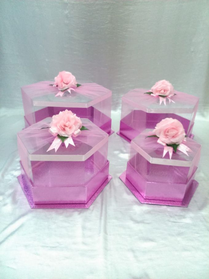 Kotak Hantaran by Rieens Box N' Craft - 016