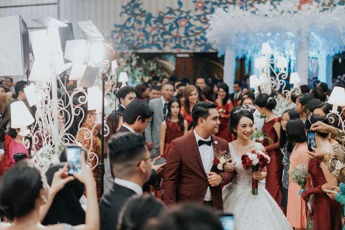 Angelson & Stephanie Wedding 27.05.2018 by Yvonne Creative Bridal - 003