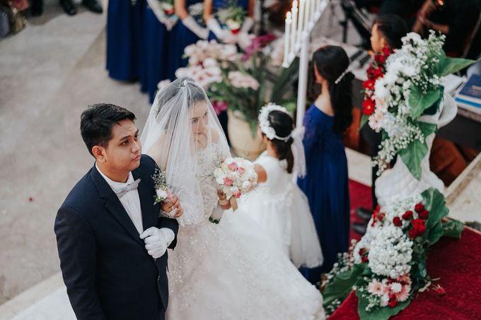 Angelson & Stephanie Wedding 27.05.2018 by Yvonne Creative Bridal - 001
