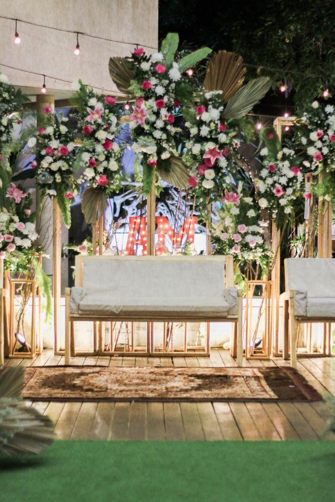 Wedding Package - Adam & Monica by Azila Villa - 018