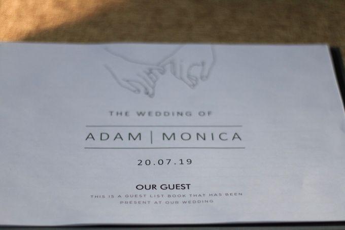 Wedding Package - Adam & Monica by Azila Villa - 030