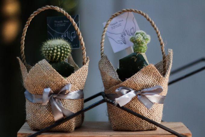 Wedding Package - Adam & Monica by Azila Villa - 021