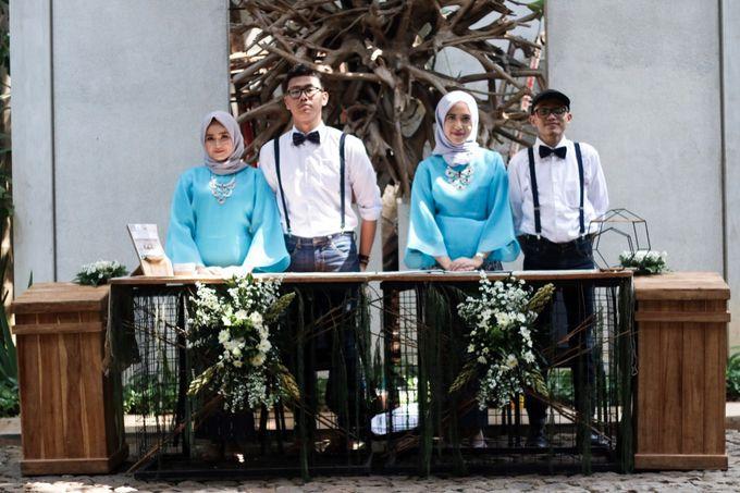Wedding Package - Adam & Monica by Azila Villa - 028