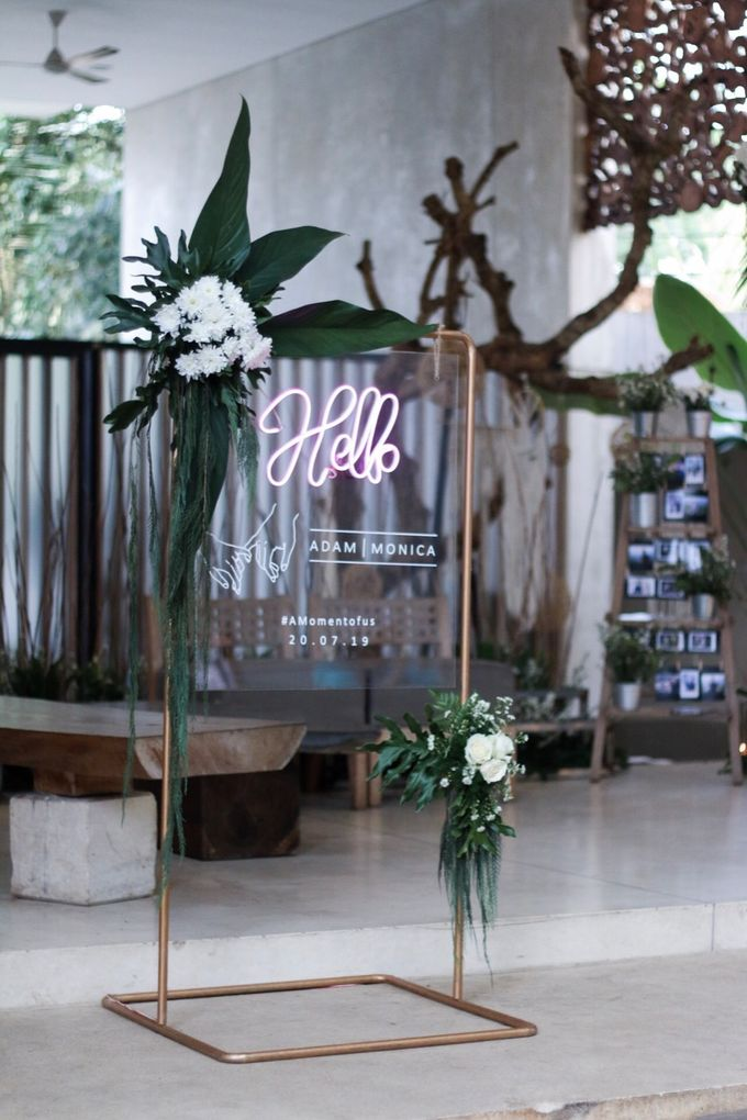 Wedding Package - Adam & Monica by Azila Villa - 020