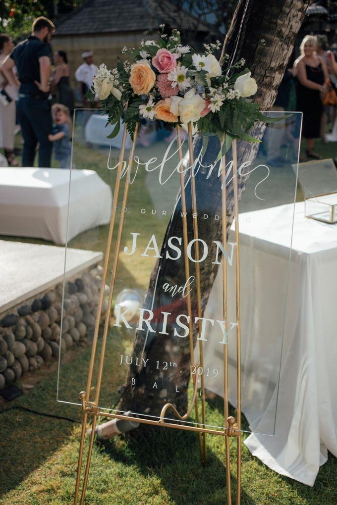 Jason & Kristy Wedding by CITTA Wedding - 020