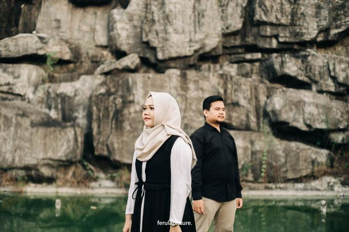 Prewedding Of Intan & Iman by Lengkung Warna - 004