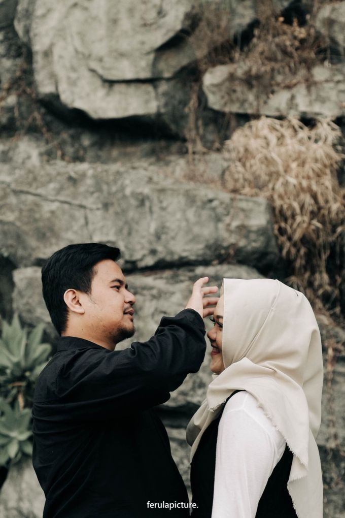 Prewedding Of Intan & Iman by Lengkung Warna - 005